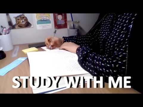 [REAL TIME] STUDY WITH ME 같이 공부해요 #60 [LEGALLY B]