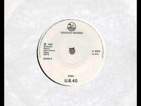 UB40 - King (John Peel Session BBC Radio 1979)