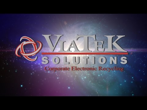 ViaTek Solutions | Electronic Scrap Shred System | Produced By Andres Yepes