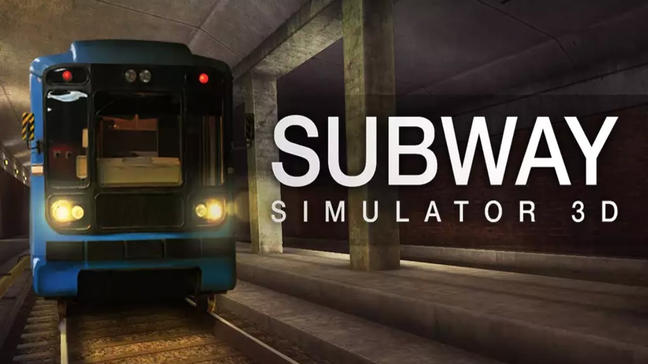 Subway simulator 3d android gameplay hd youtube for Simulatore 3d