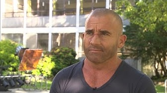 EXCLUSIVE: 'Prison Break' Star Dominic Purcell Opens Up About Gruesome On-Set Injuries