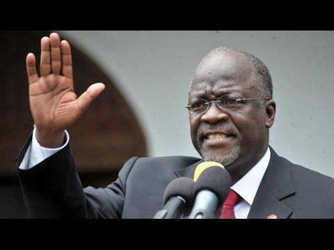 LIVE: Rais Magufuli Afungua Kiwanda cha Saruji cha Dangote Mtwara