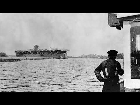 Plan Z - Germany's Secret Sleeping WW2 Battleship Fleet
