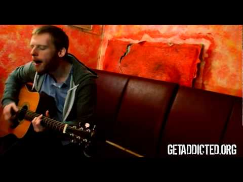 Kevin Devine - Cotton Crush (unplugged) | GETADDICTED.ORG