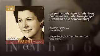 Mado Robin High Notes(F5-C7)