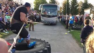 АВТОБУС vs А. Попов и Сергей /Strongfight (Новгород)