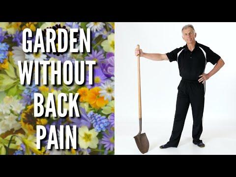 Stop Destroying Your Back When Gardening. 12 Golden Tips