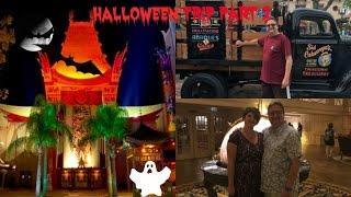 Walt Disney World Vlog : Halloween trip part 2