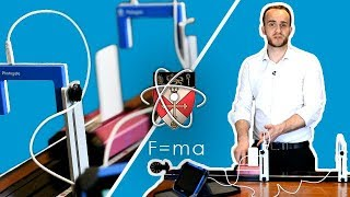 Newton's 2nd Law - GĊSE Science Required Practical