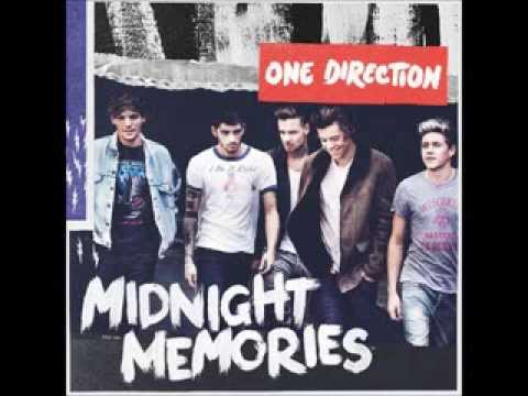ONE DIRECTION - MIDNIGHT MEMORIES - FULL ALBUM