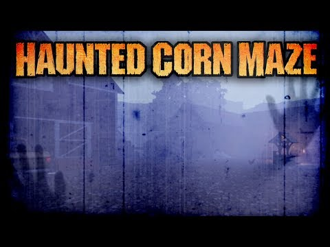 Ohio's National Treasure  || HAUNTED CORN MAZE