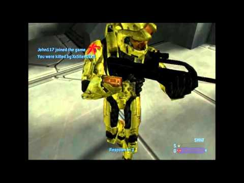 Halo 2 Xbox XLINK Kai - 4/22/16
