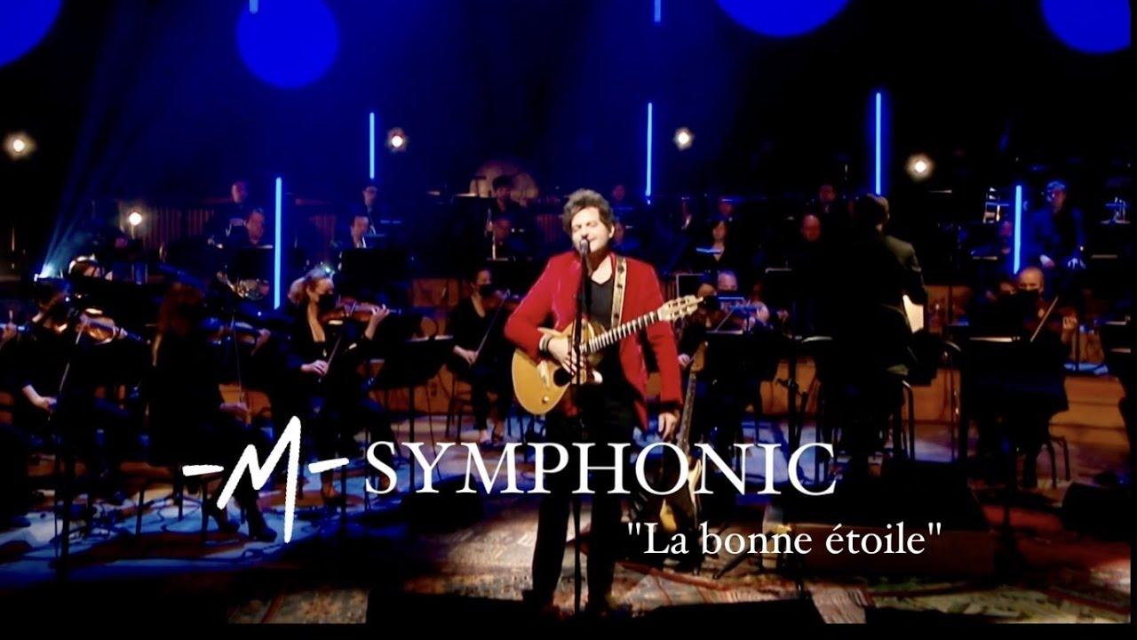 """-M- """"La Bonne Étoile"""" avec l'Orchestre Philharmonique de Radio France"""
