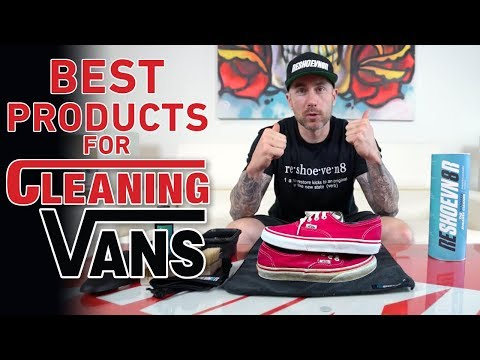 The Best Products for Cleaning Vans!!