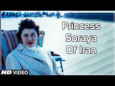 Princess Soraya Of Iran Biography | Princesses Of The World