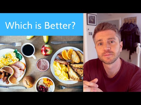 Best to Eat a Big Breakfast or a Big Dinner for Weight Loss?