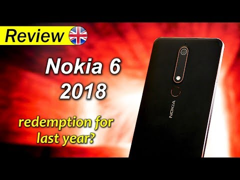 Nokia 6 2018 | redemption for last year?