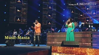 Then Kizhakku Cheemaiyile l Hari Charan & Shashaa Tirupati l ARR Live Concert