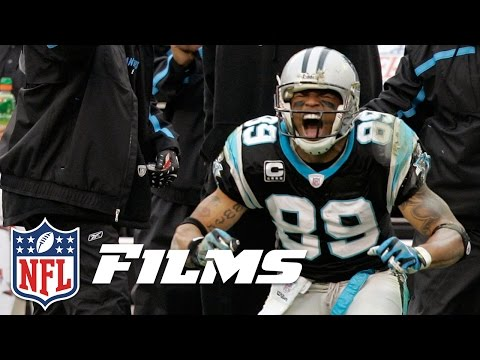 #6 Steve Smith | Top 10 Wide Receivers of the 2000s | NFL Films