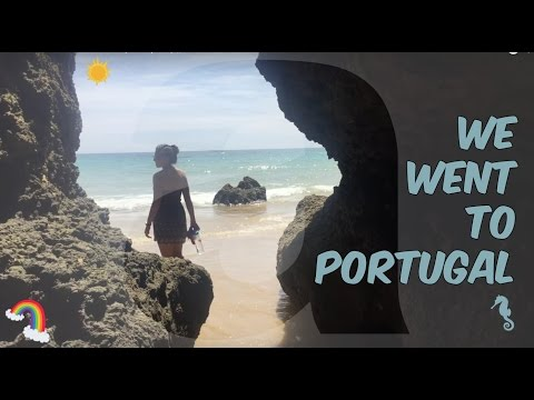 WE WENT TO PORTUGAL (not Spain) || ALLY PALLY