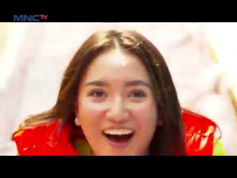 Tantangan Jumping Step with Erica Putri dan Adelia Monthe  - Let's Get Wet (14/1)