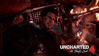 Uncharted 4 / Capítulo 11 Parte #2: Debaixo do nariz - Gameplay em Português PT-BR