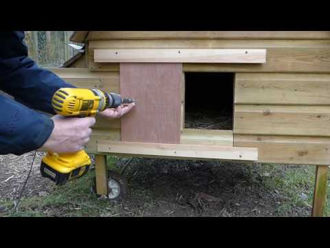 Automatic Chicken Coop Door Opener Doovi