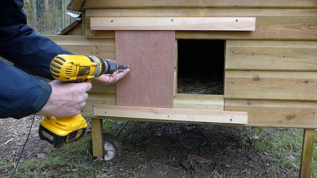 Hentronix Automatic Chicken Door Opener