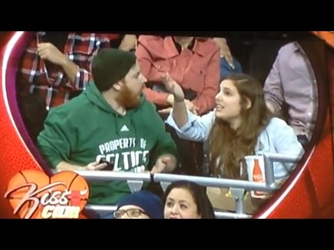 Thumbnail: Ultimate Kiss Cam Gone Wrong Compilation 2015