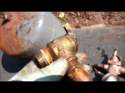 hydronic boiler with major issues fixed