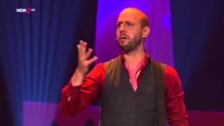 Sebastian Nitsch im Finale zum Prix Pantheon 2015