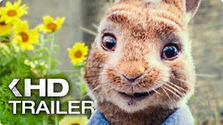 PETER HASE Trailer German Deutsch (2018)