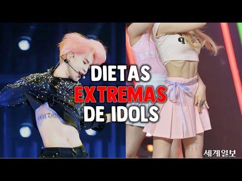 dieta extrema kpop)