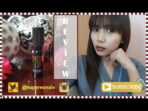 KJM Lip and Cheek Tint in Bewitched Review (Tagalog) | SuperEon xiv