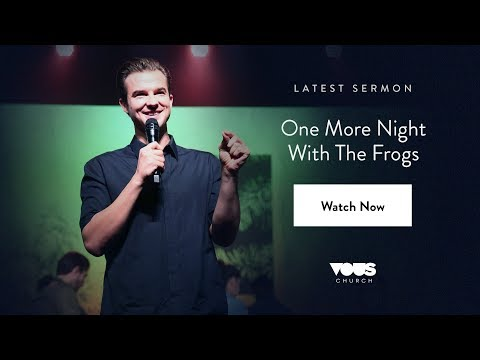 Rich Wilkerson Jr One More Night With The Frogs Youtube
