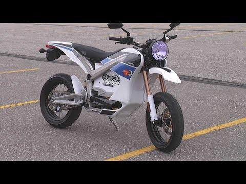 Zero Electric Motorcycles  Canadian Debut
