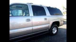 2003 Chevy Suburban 2500 LT 4X4 8.1L V8, Allison Auto, LOADED!!! CLEAN! SOLD!!!