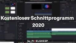 Das BESTE KOSTENLOSE Schnittprogramm für 2020! I Windows 10 I Mac OS I Linux