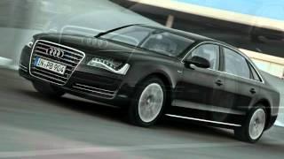 видео Audi A8 L Hybrid 2013