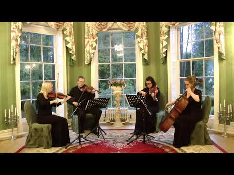 UEFA Champions League (Theme) Wedding String Quartet