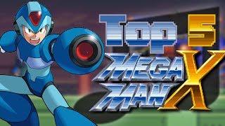 Top 5 Mega Man X Themes