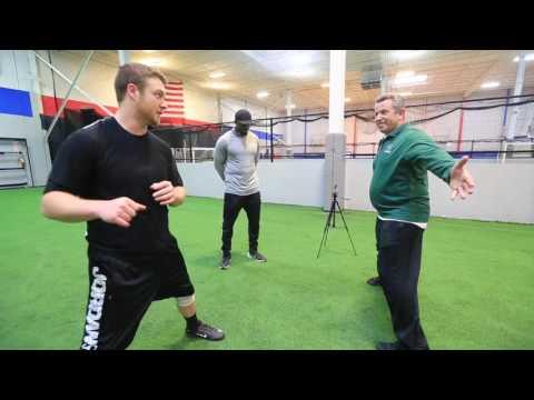 Maty Mauk NFL draft workout with Jay Fielder
