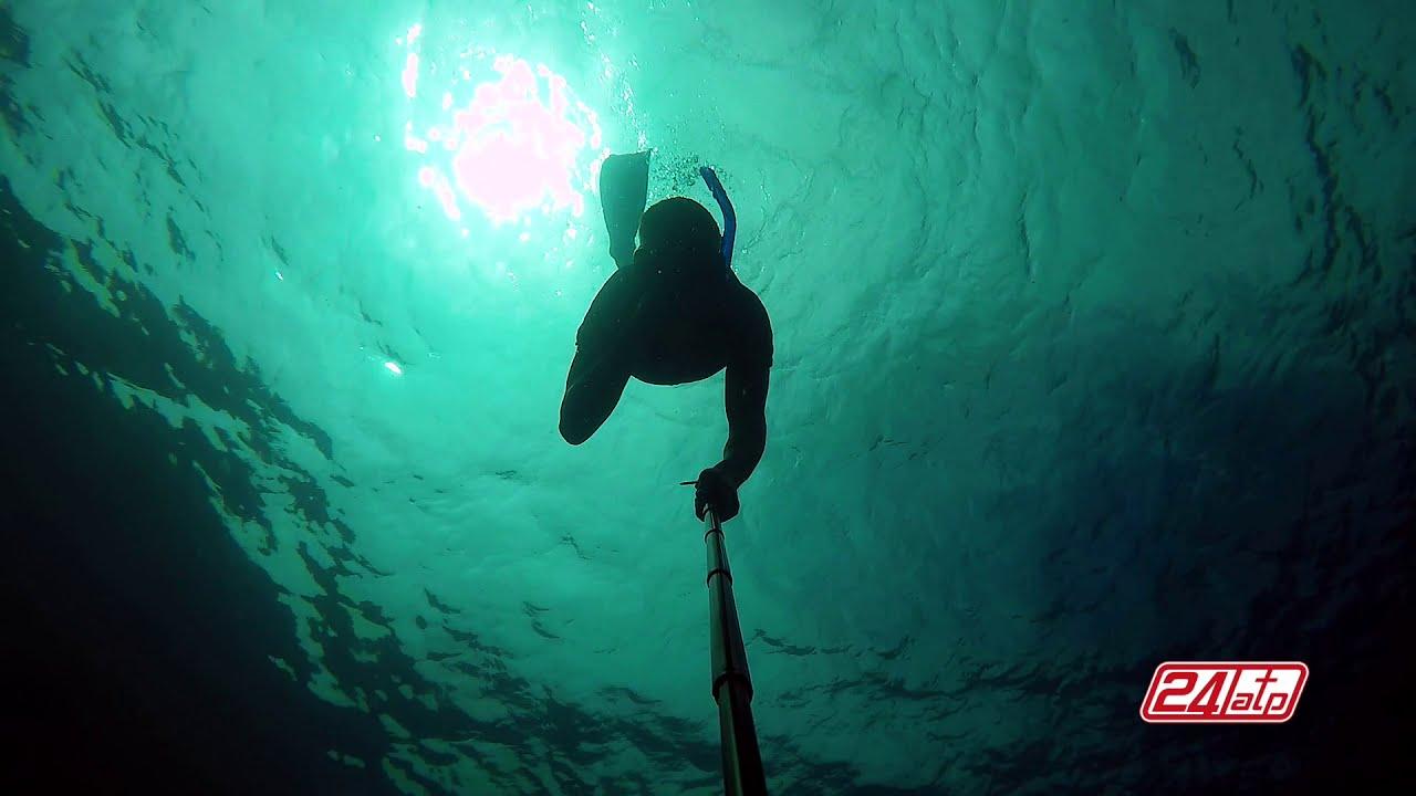 TRAILER Galapagos Isla Santa Fe Ecuador - Apnea Snorkeling Galápagos Islands GoPro