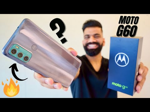 Moto G60 Unboxing & First Look - New Champion | 120Hz | 108MP | 6000mAh | SD732G