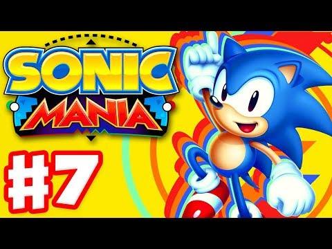 Sonic Mania - Gameplay Walkthrough Part 7 - Hydrocity Zone!