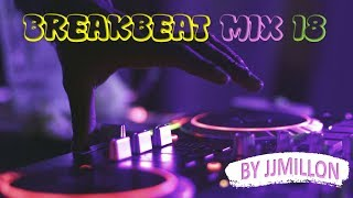 Breakbeat Mix 18 August 2019 Breaks Session