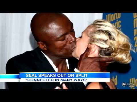 Why did heidi and seal split