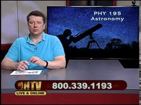 PHY195 Astronomy #08 Spring 2017