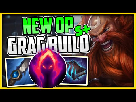 HOW TO PLAY GRAGAS JUNGLE + NEW OP BUILD/RUNES - Gragas Commentary Guide Season 10 League Of Legends
