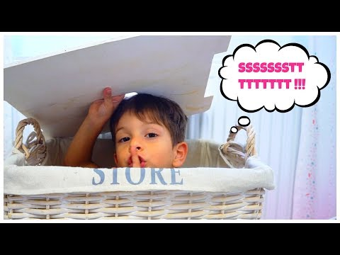 Free Download The Hide And Seek Game Song For Kids Mp3 dan Mp4